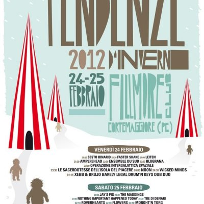 TENDENZE D'INVERNO 2012