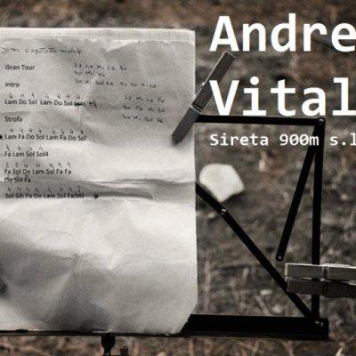 Andrea Vitale Sireta 900m s.l.m. Incredibile Calma Ascolta