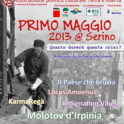 Festa del Primo Maggio @Serino
