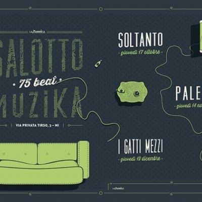 Salotto Muzika Milano
