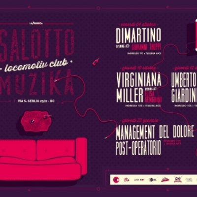 Salotto Muzika Bologna