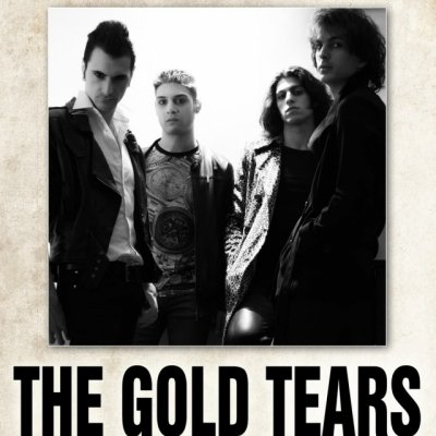The Gold Tears Change Anything Ascolta e Testo Lyrics
