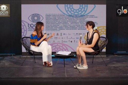 glo™ &more stage: le sperimentazioni di Kety Fusco, Ginevra Nervi e Laura Agnusdei