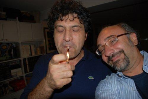 CAMPAGNA e OLIVA ubriachi