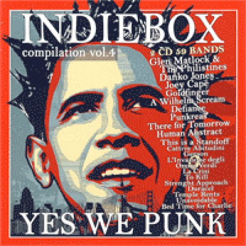 album AA.VV – Yes we punk – Indiebox Compilation Vol.4 Compilation