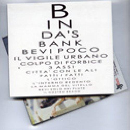 album Binda's Bank - Voglio Fare Il Vigile Urbano Binda's Bank