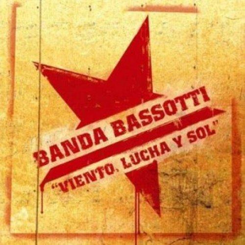album Viento, lucha y sol Banda Bassotti