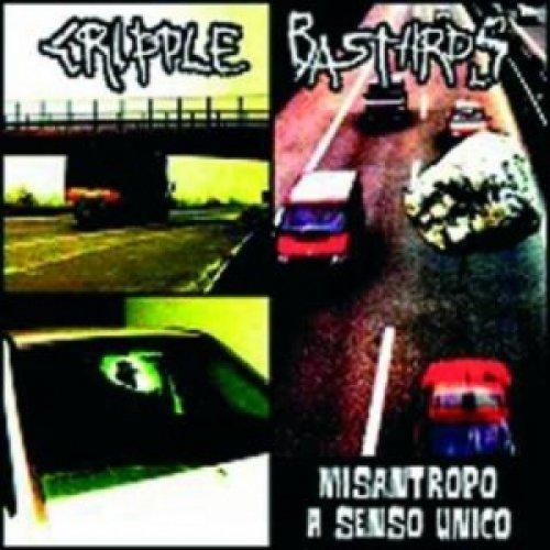 album Misantropo a senso unico Cripple Bastards