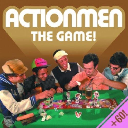 album The Game! actionmen