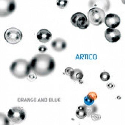 album ORANGE AND BLUE ARTICO ORANGE AND BLUE