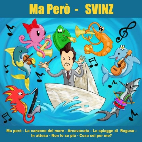 album MA PERO' Vincenzo De Maria