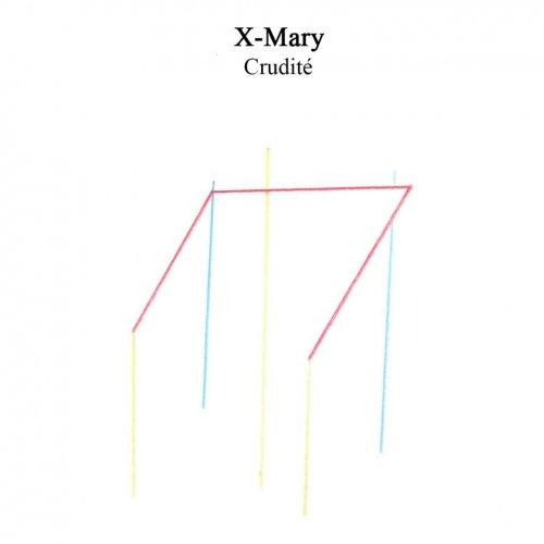 album Crudité XMary