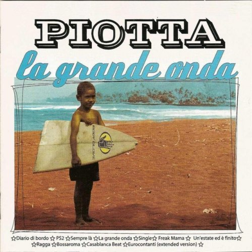 album La Grande Onda Piotta