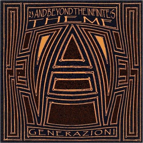 album Generazioni 23andBeyondtheInfinite