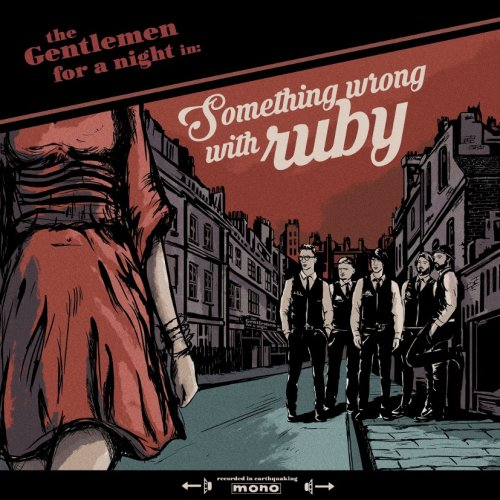 album Something wrong with Ruby The Gentlemen for a night