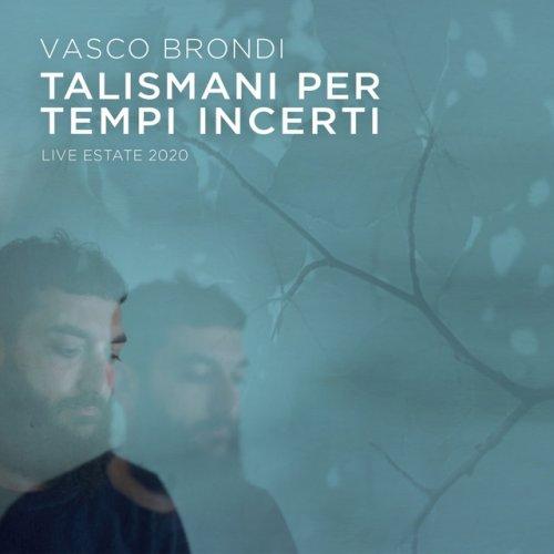 album Talismani per tempi incerti (Live estate 2020) Vasco Brondi