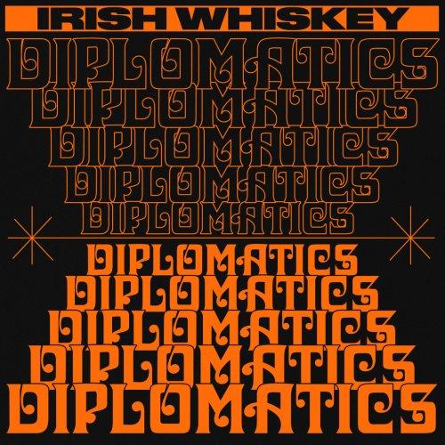 album IRISH WHISKEY Diplomatics