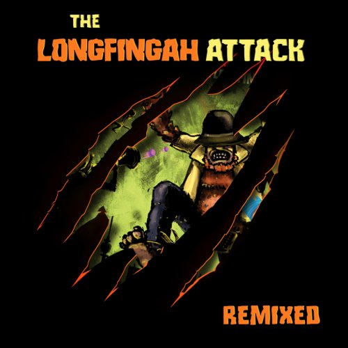 album The LongFingah Attack Remixed R.esistence in dub