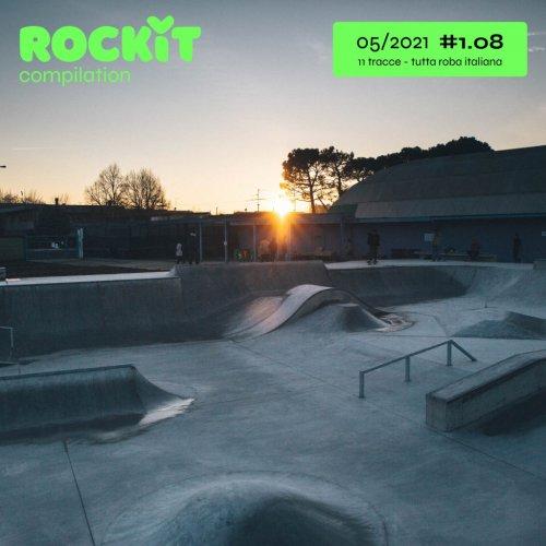 Copertina Rockit Vol. 1.08
