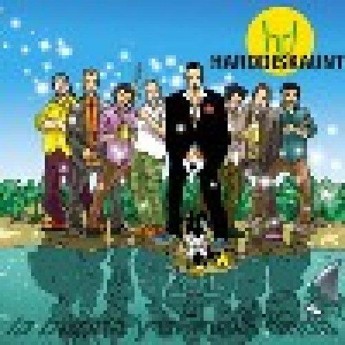 album La buena y la mala onda Harddiskaunt