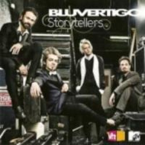 album Mtv Storytellers (cd + dvd) Bluvertigo
