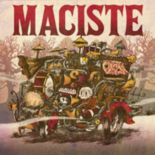 album s/t Maciste