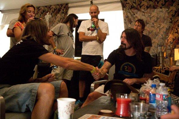 Rockin'1000 ce l'ha fatta: i Foo Fighters suoneranno a Cesena / News